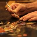 Photos de l'exposition « De Mains de Maître », sur les Artisans d'Art.