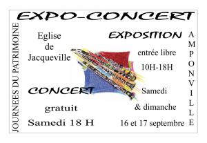 Concert/Exposition - Les Journées du Patrimoine
